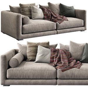 3D poliform sofa bristol