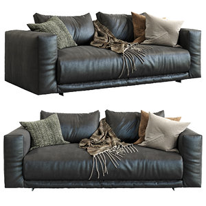 cor sofa moss 3D model