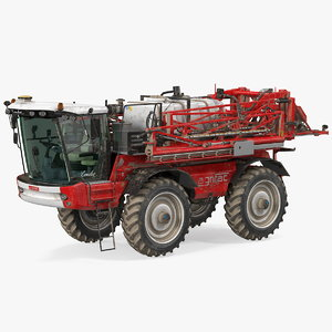 agrifac condor 5 self propelled 3D model