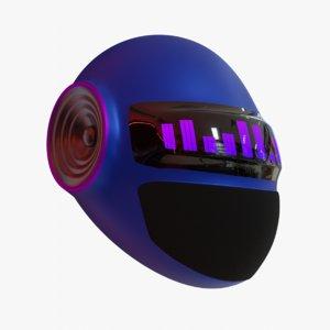 concept speaker 3D model