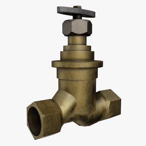 soviet gate valve model