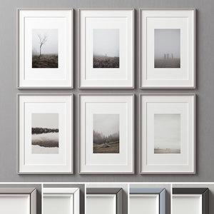 picture frames set -167 model