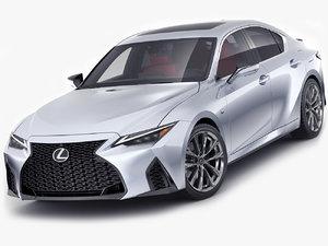 lexus is350 2021 model