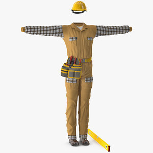 3D builder clothes