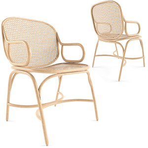 expormim chair armrests model