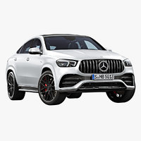 2020 Mercedes-Benz GLE53 AMG Coupe