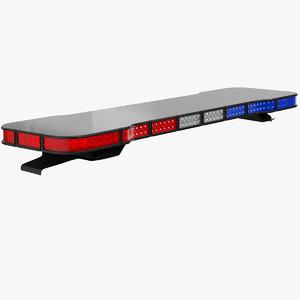 police light model