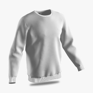 3D sweatshirt male w