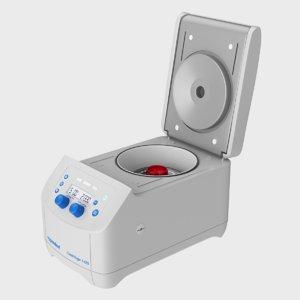3D eppendorf centrifuge model