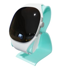 3D model watch stand electronic