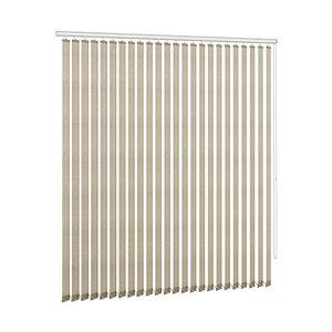 vertical blinds 3D model
