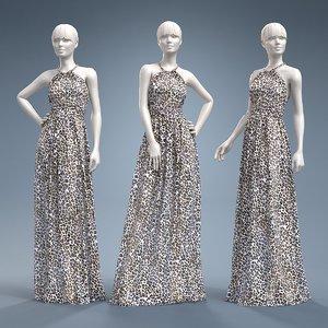 dress 3D