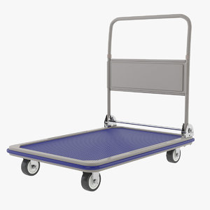 transport trolley 3D