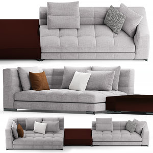sofa seat furniture model