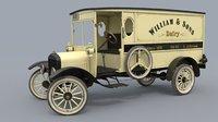 Ford Model T Truck 1917