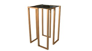 mirrin accent table uttermost model