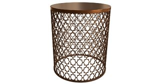 accent table decmode 3D