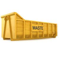 Container Waste Roro