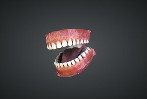 teeth ready games 3D