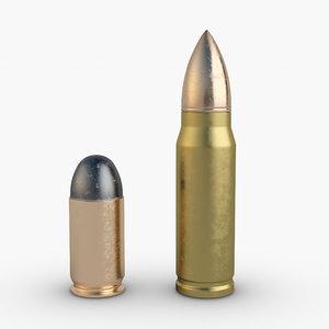 bullet mm model