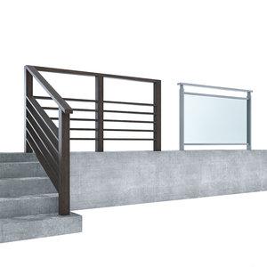 3D railing