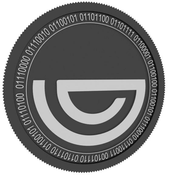 3D genesis vision token black model