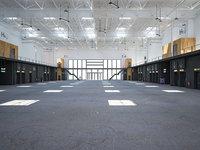 Exhibition Hall 14 interior 3d model