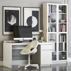 office loberget chair malm model