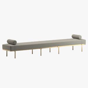 3D bench 19