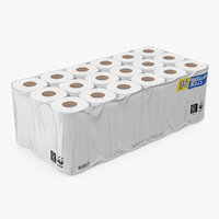 Toilet Paper Roll 36 Pack