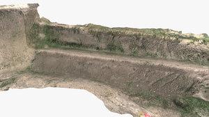 riverside scan stairs 3D model