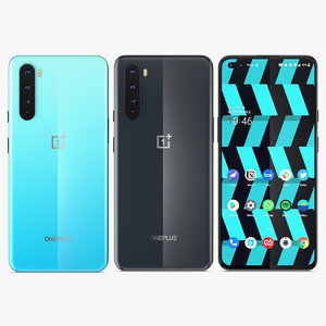 3D colors oneplus nord model