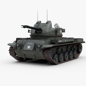 3d model cold m42 duster