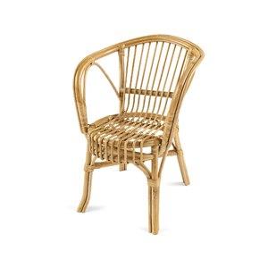 rattan armchair cushion model