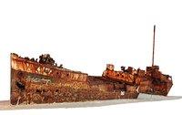 Shipwreck Scan 16K