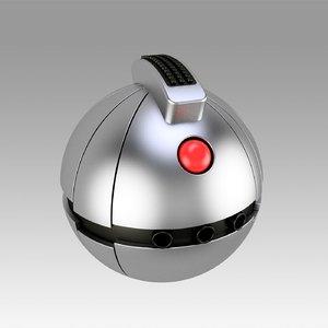 3D star hermal detonator