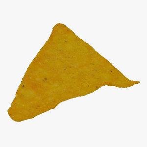 tortilla cheese cracker 01 model