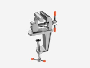 vice clamp 3D