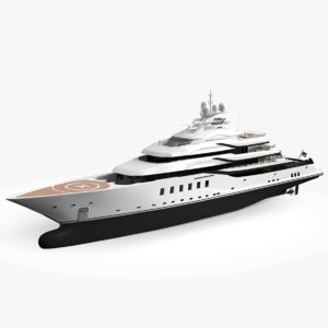 madsummer luxury yacht dynamic model
