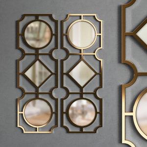 3D mirrors set 70