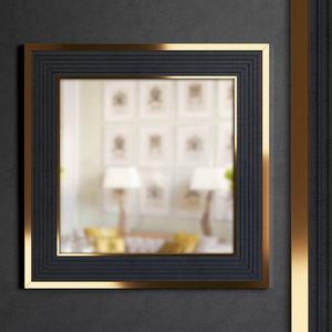 mirrors set 74 3D model