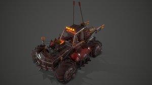 battle buggy 3D