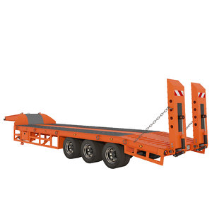 3D bed trailer