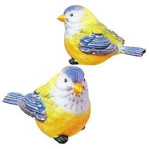 figurine yellow bird 3D model
