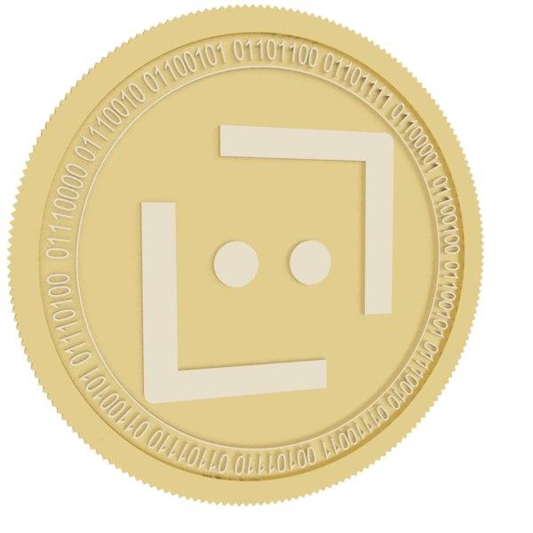 3D liquidity bot token gold coin