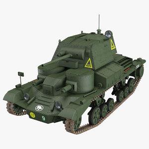 3D cruiser mark a9
