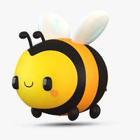 Cartoon Bee(1)