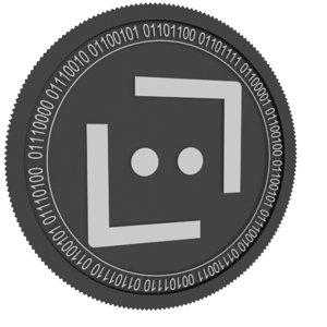 3D liquidity bot token black model