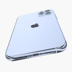 3D iphone 11 phone