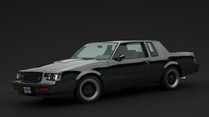 3D buick regal